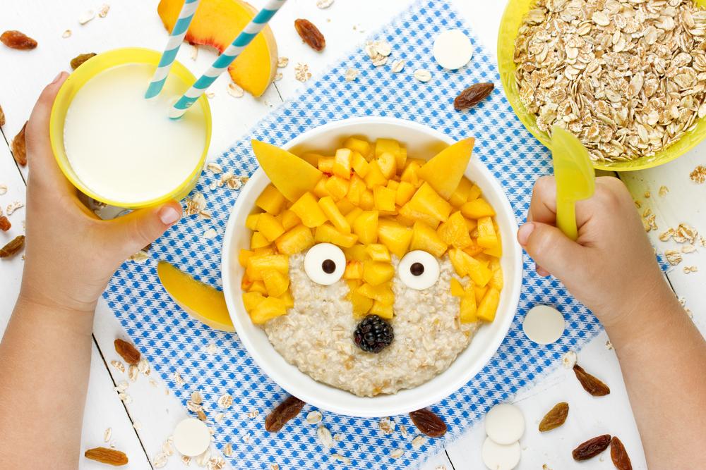 (P) Aspecte importante când alegi cerealele pentru copii