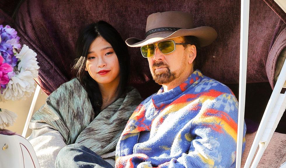 Nicolas Cage, PRIMA apariție în public alături de a cincea soție
