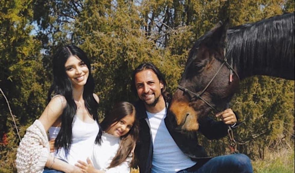 Cristina Zegan, soția actorului Denis Ștefan, este însărcinată a doua oară
