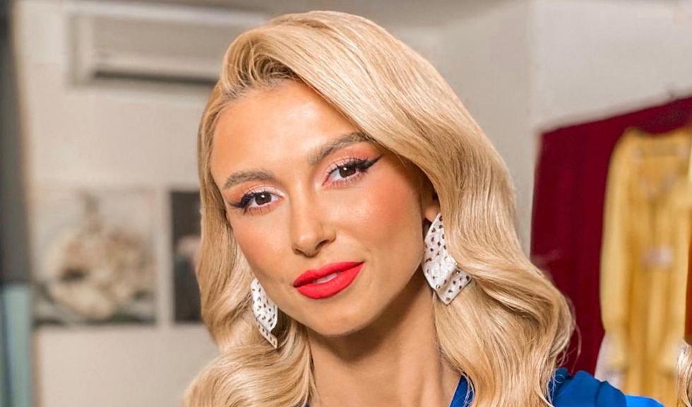 Andreea Bălan, dezvăluiri despre relația tensionată cu tatăl ei