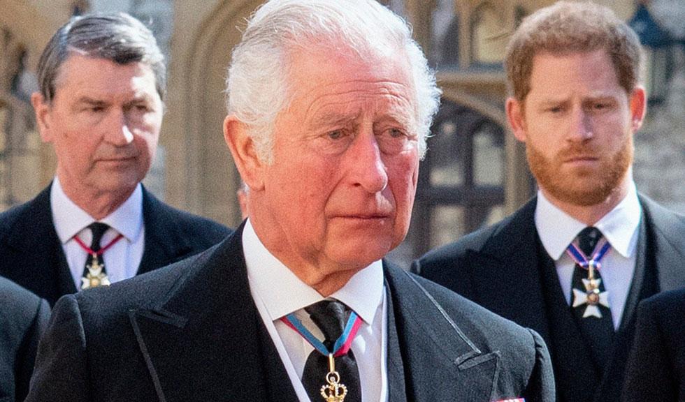Gestul emoționant pe care Prințul Harry l-a făcut înainte să vină la înmormântarea bunicului său, în Marea Britanie