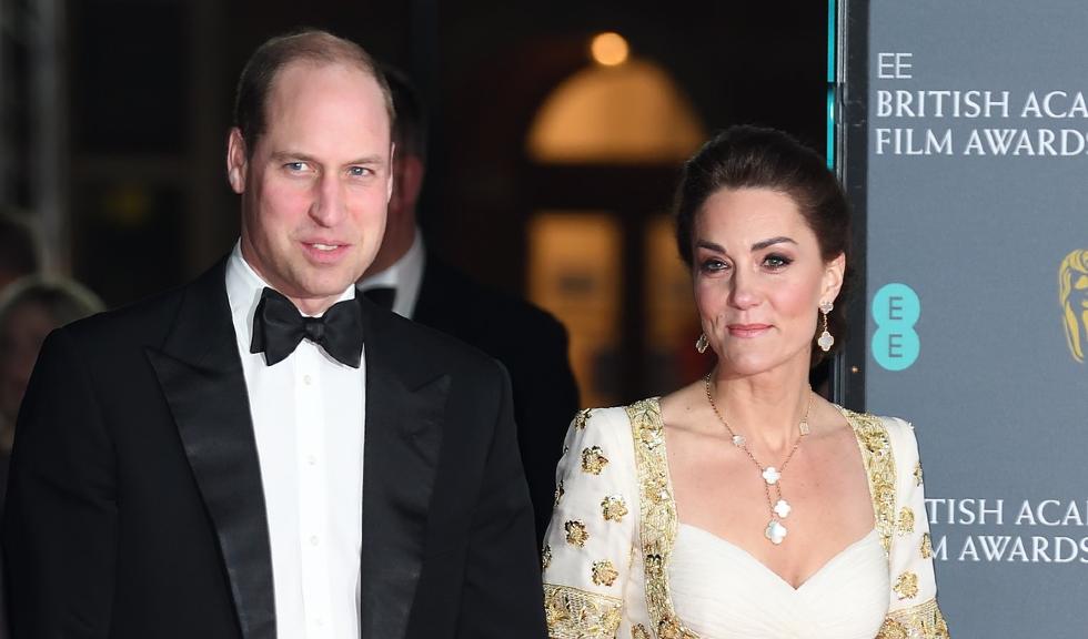 Prima apariție publică a lui Kate Middleton și a Prințului William a fost un omagiu adus Prințului Philip