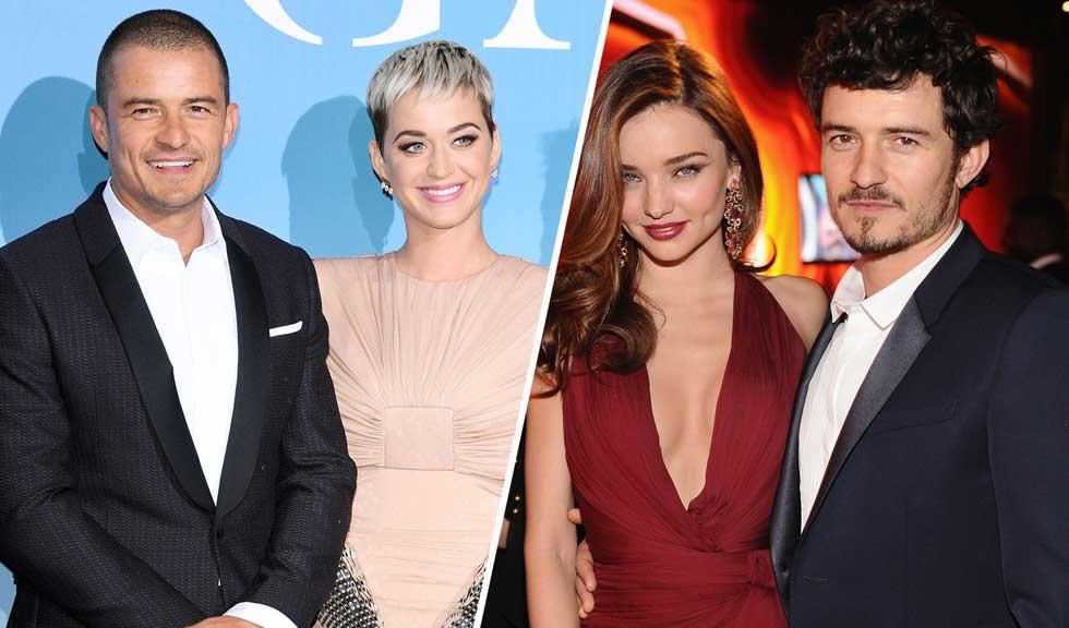 O familie modernă: cum se înțeleg Katy Perry și Miranda Kerr, fosta soție a lui Orlando Bloom