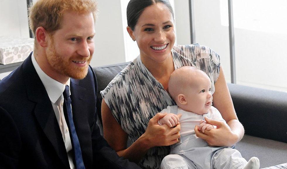 Primele imagini cu Meghan Markle și Archie, de la întoarcerea Prințului Harry în Statele Unite