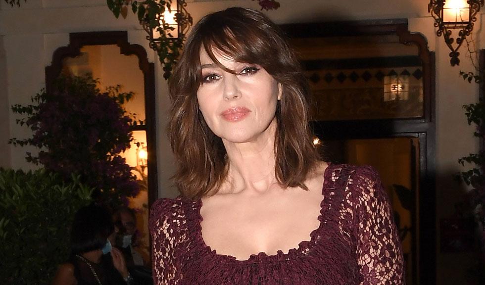 Monica Bellucci, de nerecunoscut pe platourile de filmare. Cum a fost surprinsă actrița