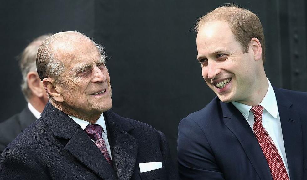 Mesajul emoționant transmis de Prințul William după moartea bunicului său, Prințul Philip
