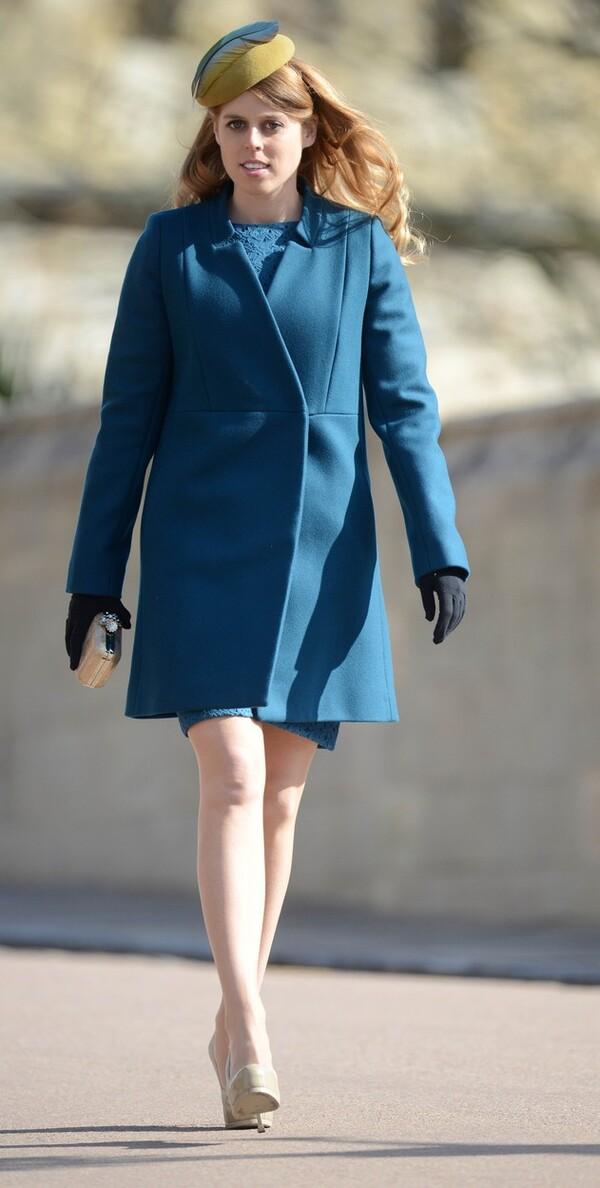 Cele mai stylish ținute purtate de Paște, versiunea regală