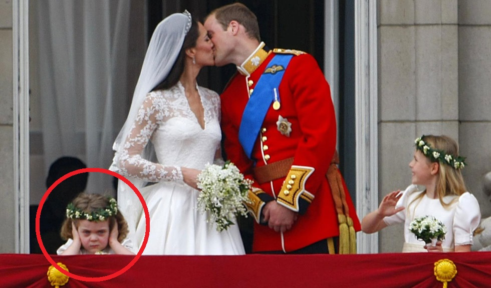 Cum arată acum fețita care a cucerit lumea întreagă cu reacția ei de la nunta lui Kate & William