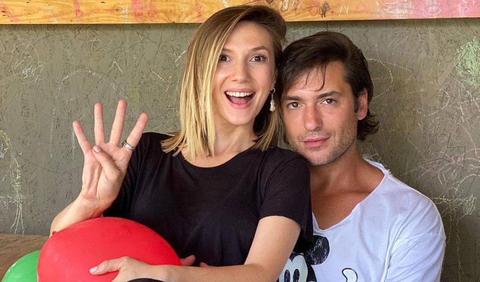 Radu Vâlcan i-a făcut o superbă declarație de dragoste soției sale, Adela Popescu, iar fanii au reacționat imediat