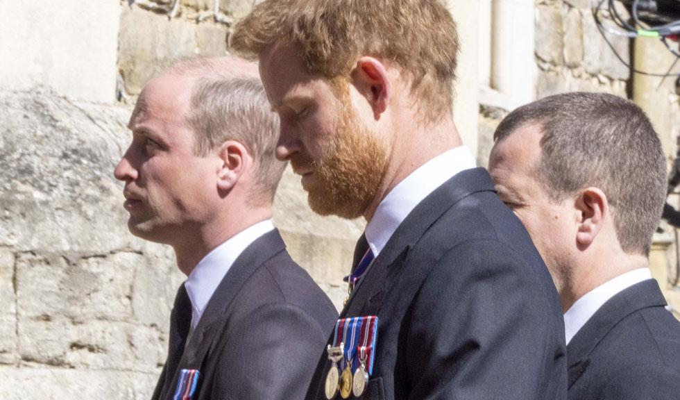 Harry și William au stat de vorbă, în sfârșit. Cum a decurs revederea celor doi frați