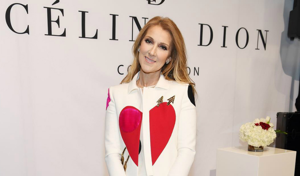 Imagine RARĂ cu Celine Dion alături de cei trei copii ai ei