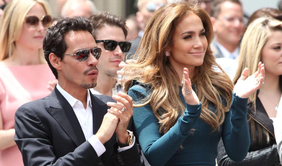 Jennifer Lopez și Marc Anthony au fost văzuți împreună. Cum au reacționat fanii