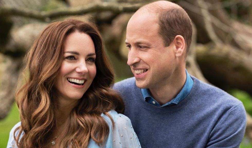 Prințul William și Kate Middleton, apariție inedită în ținute asortate