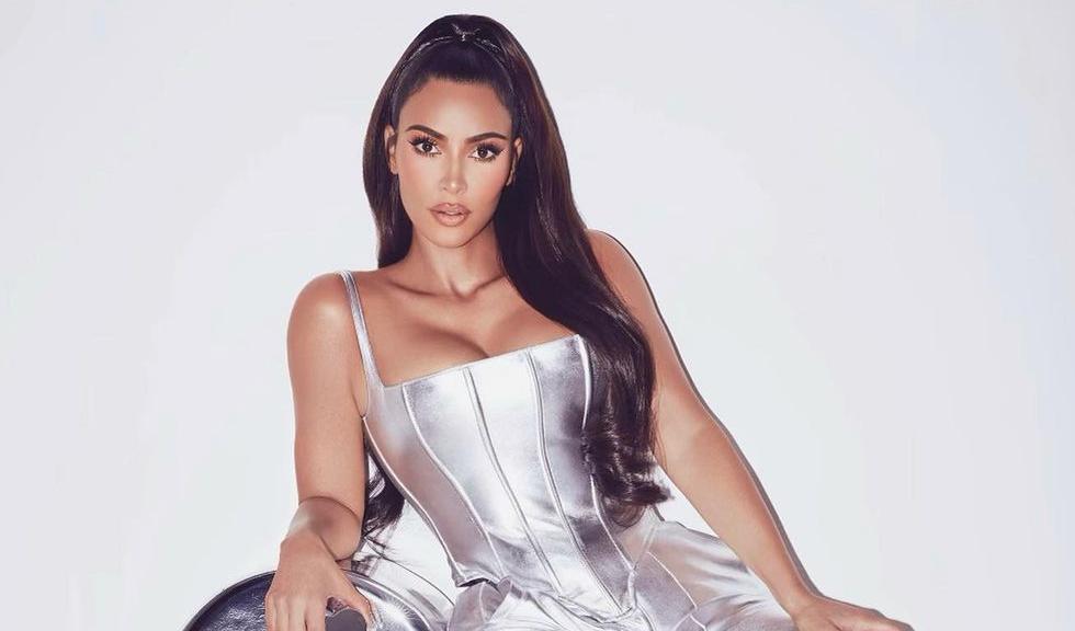 Kim Kardashian a fost surprinsă în compania unui bărbat misterios