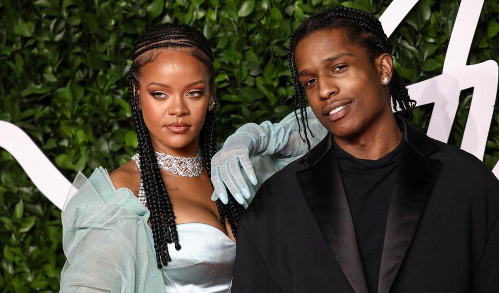 Lumea muzicii are un nou power couple: A$AP Rocky a confirmat relația cu Rihanna