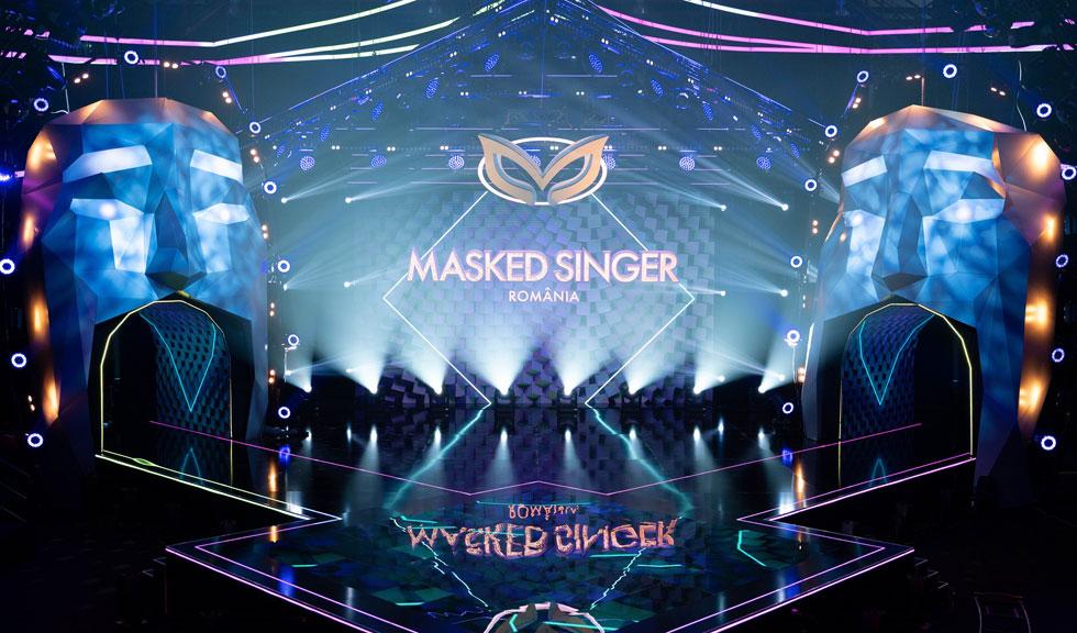 Cine este vedeta care prezintă cel de-al doilea sezon al show-ului Masked Singer România