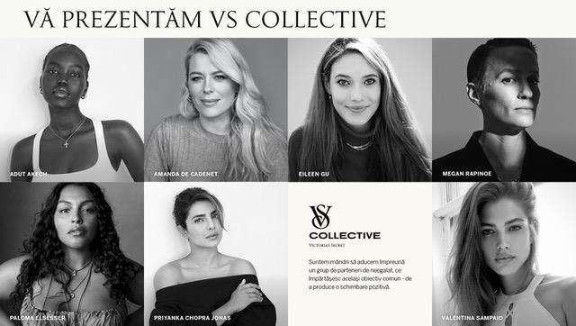 (P) Victoria's Secret își continuă transformarea cu lansarea noilor parteneriate pentru un impact pozitiv asupra vieții femeilor