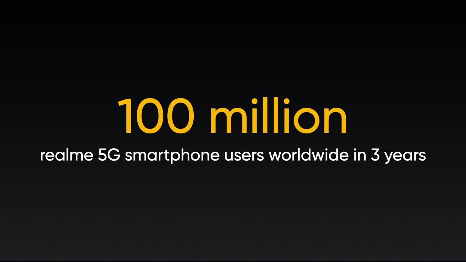 (P) realme încheie Summitul inaugural 5G cu promisiunea de a aduce telefoanele cu 5G la peste 100 de milioane de tineri