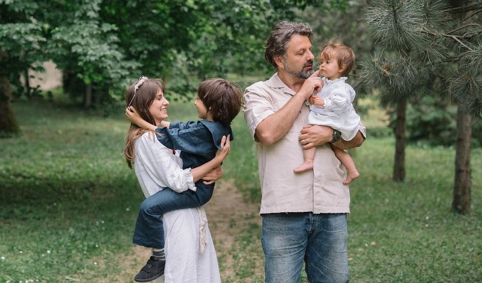 Dana Rogoz a plecat în vacanță alături de soțul ei și cei doi copii
