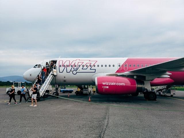 (P) Revendicarea compensaţiei unui zbor întârziat sau anulat al companiei aeriene Wizz Air