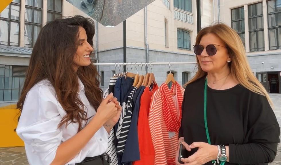 (P) Irina Schrotter și Tex lansează o colecție-capsulă, prima de acest gen pe piața din România