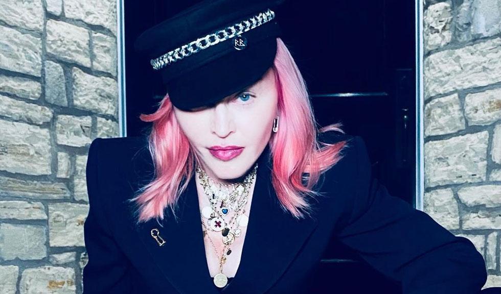 Madonna și fiul ei, David Banda, în mijlocul unei controverse pe internet