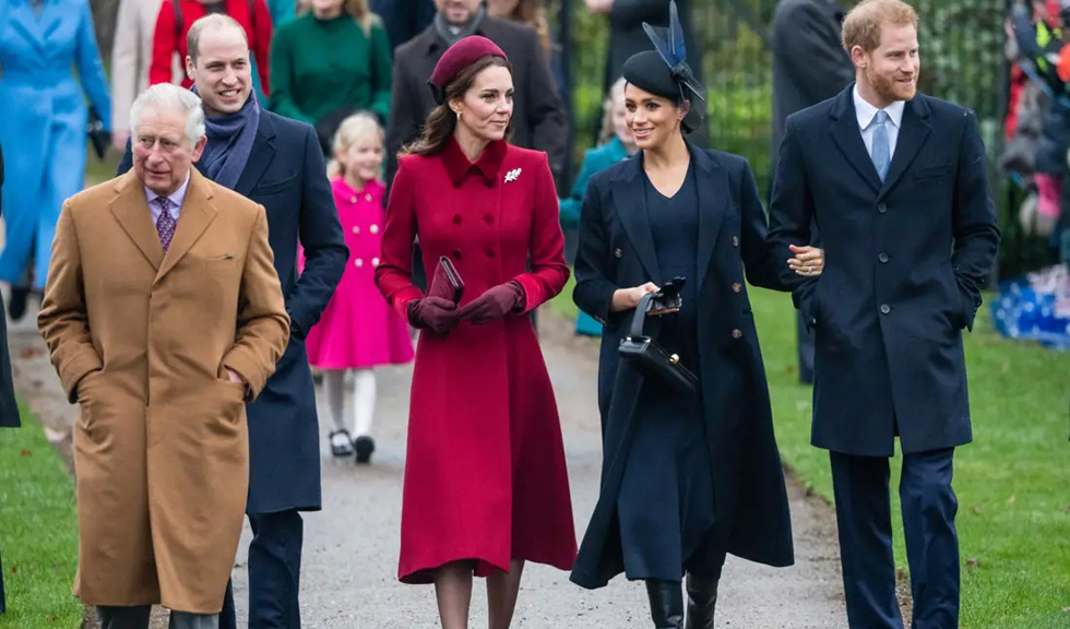 Locul surprinzător ocupat de Prințul Harry și Meghan Markle în topul celor mai respectați membri ai familiei regale