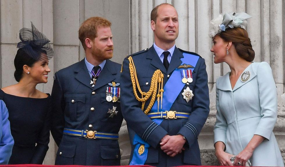 Primele reacții ale familiei regale după nașterea fiicei Ducilor de Sussex