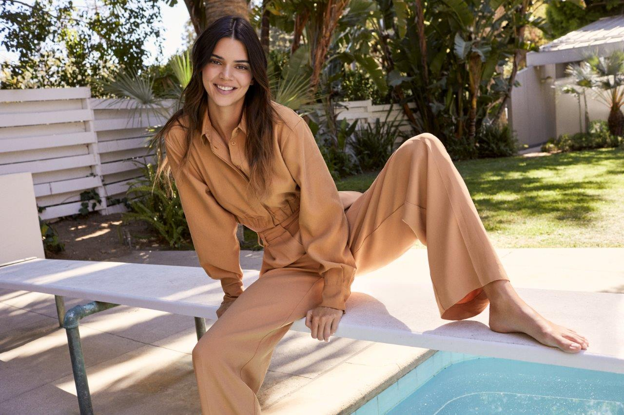 "(P) ""Kendall for ABOUT YOU"": ABOUT YOU lansează prima colecție în colaborare cu Kendall Jenner"