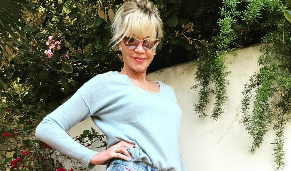 Melanie Griffith, apariție spectaculoasă în costum de baie la 63 de ani