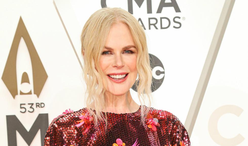 Nicole Kidman, de nerecunoscut pe platoul noului ei serial