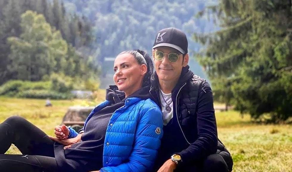 Lavinia Pîrva și Ștefan Bănică, împreună într-o ipostază inedită în vacanță