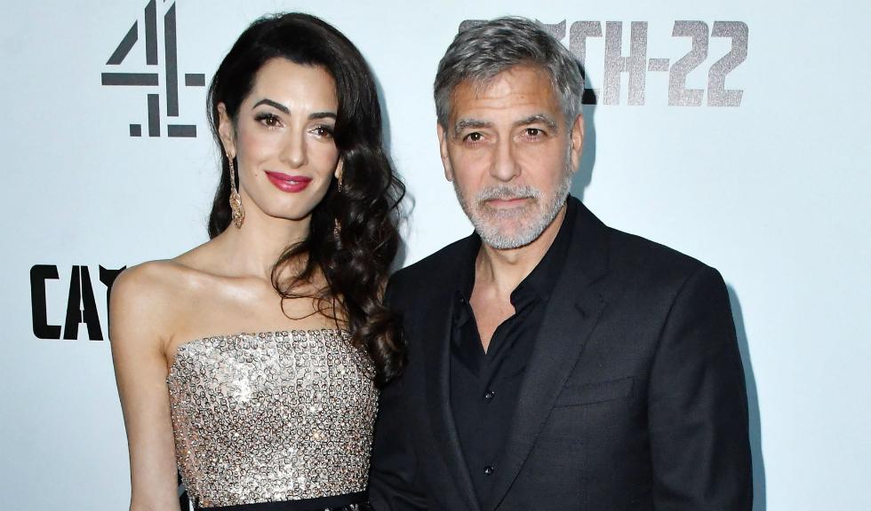 George și Amal Clooney au impresionat cu apariția lor la cină în Italia
