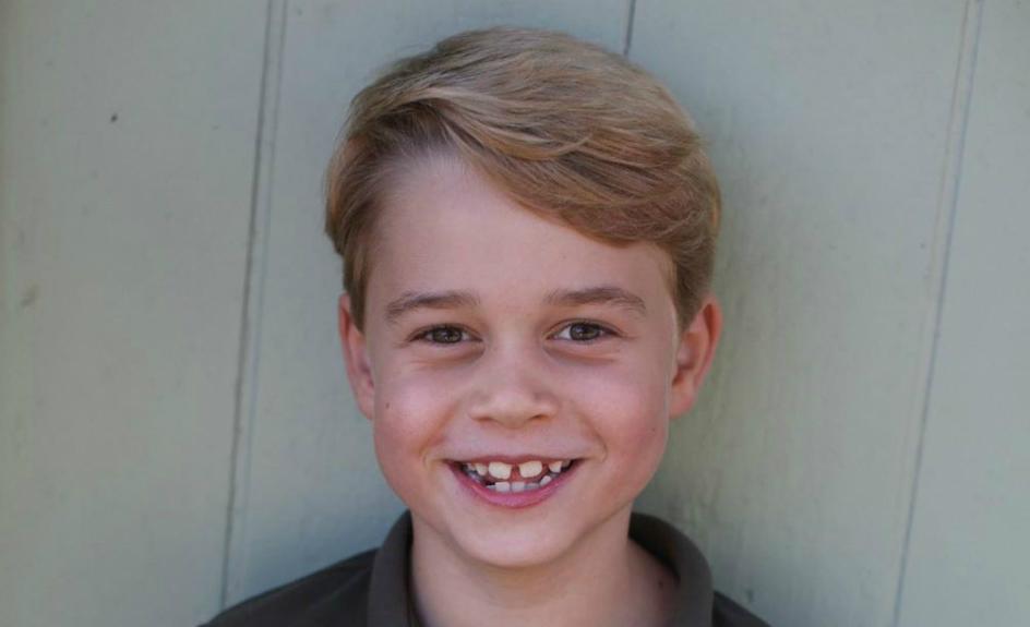 Prințul George a împlinit 8 ani. Vezi imaginea adorabilă făcută publică cu ocazia zilei sale de naștere