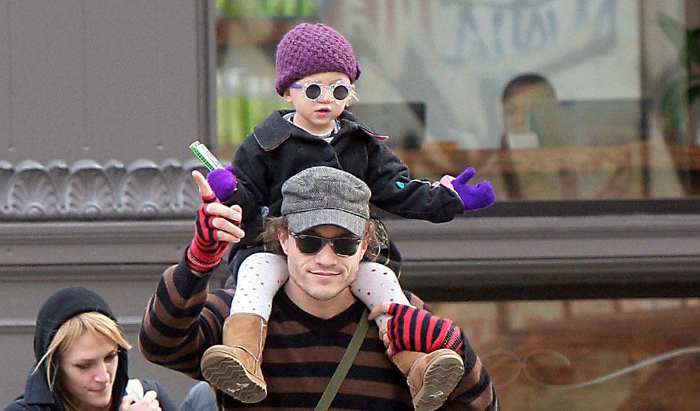 Cum arată acum Matilda, fiica regretatului Heath Ledger. Seamănă izbitor cu celebrul actor