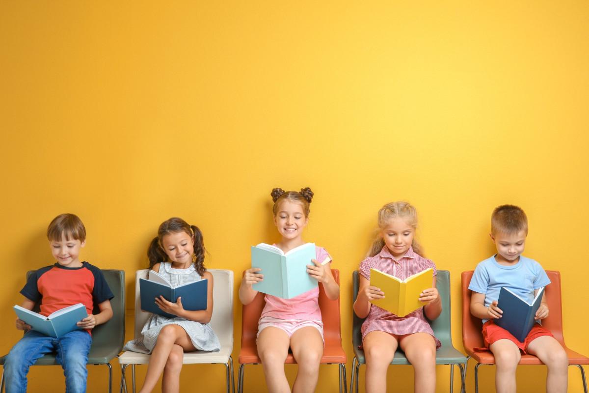 7 beneficii ale lecturii de cărți pentru copii și adolescenți