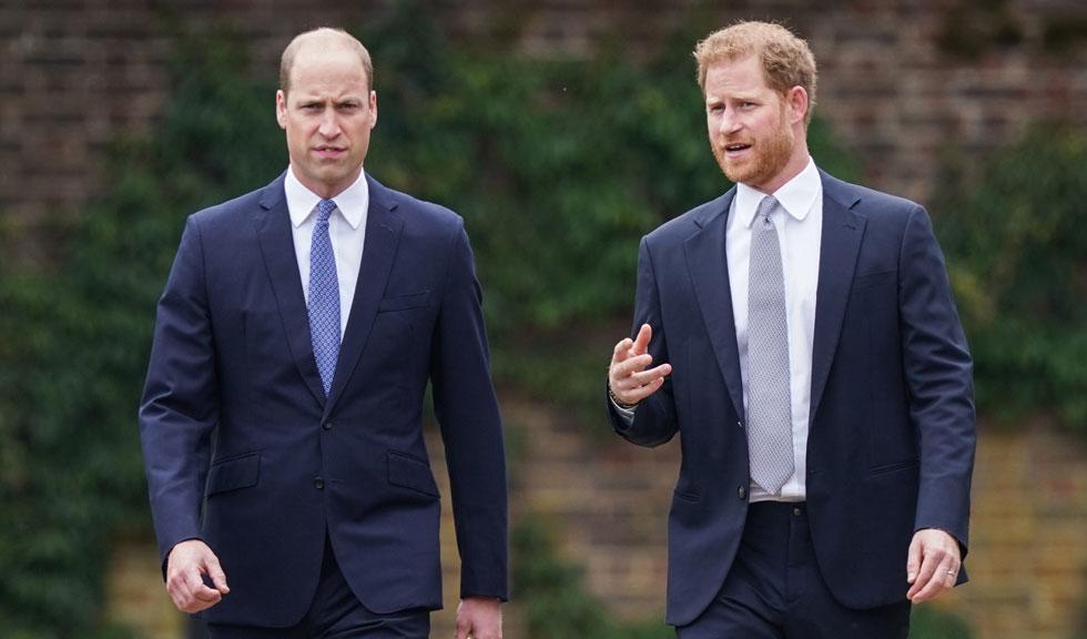 Motivul pentru care Prințul William și Prințul Harry nu au ținut discursuri separate la dezvăluirea statuii Prințesei Diana
