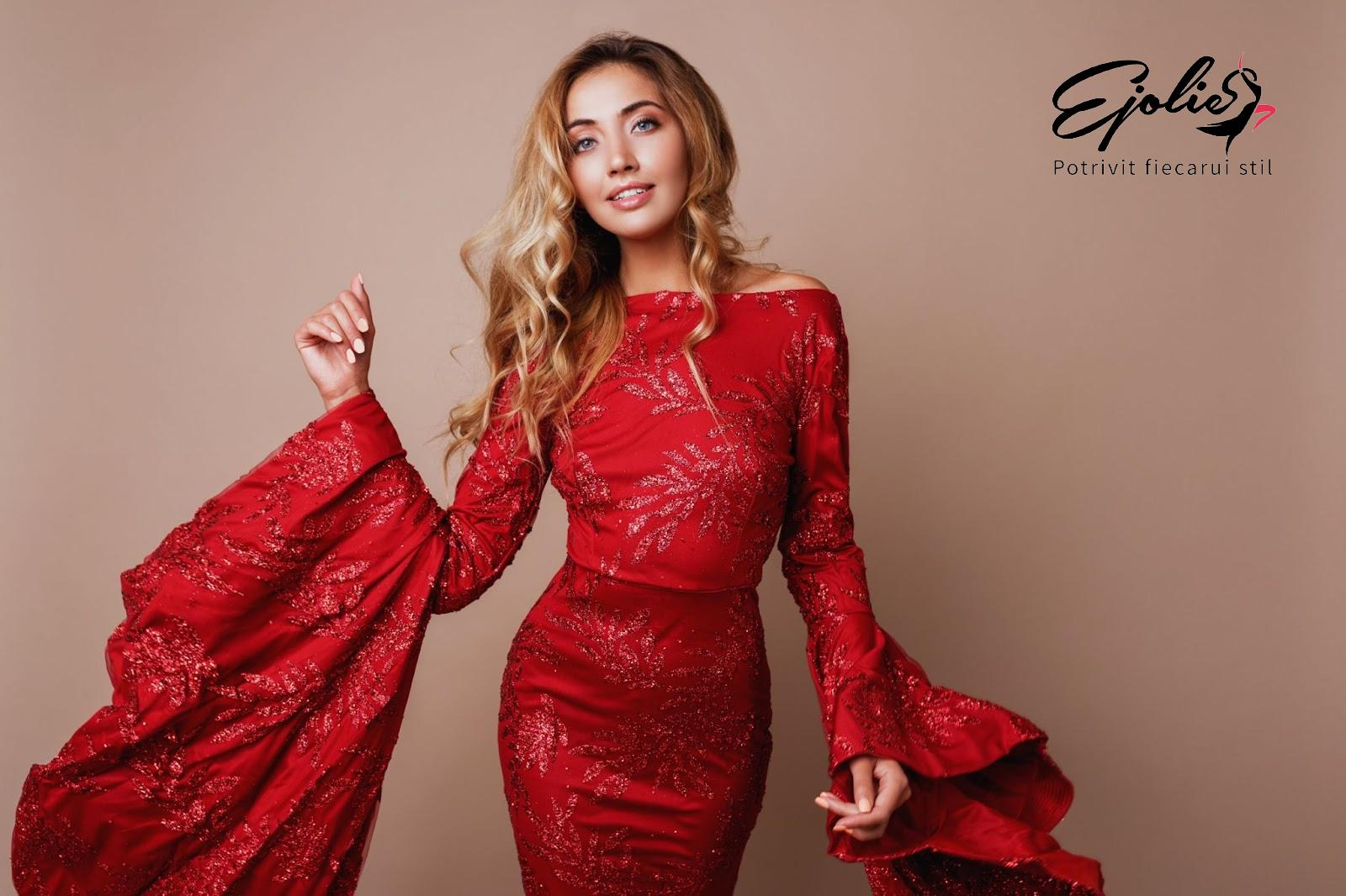 (P) 5 rochii de seara care îți pun în valoare silueta