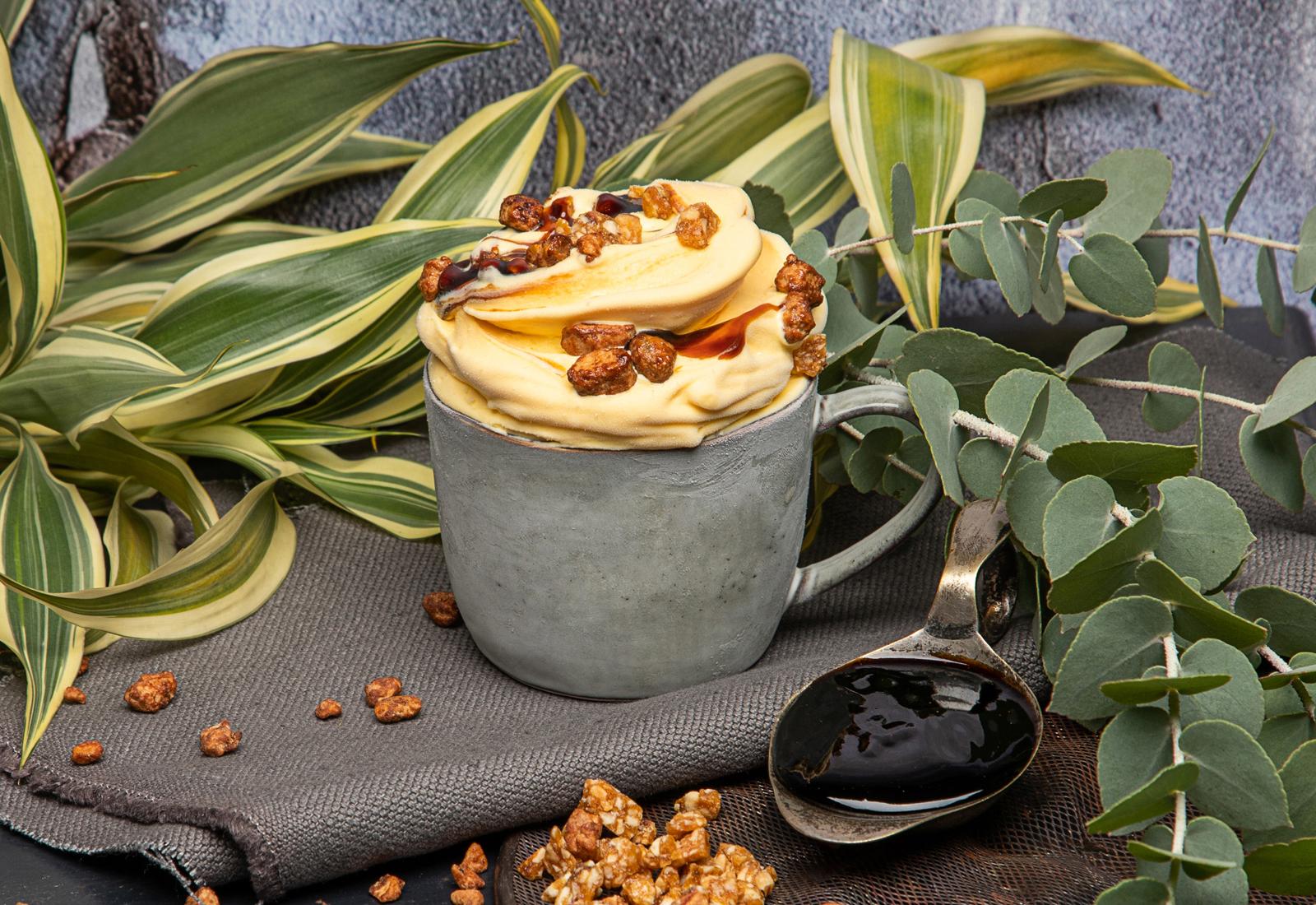 (P) 3 combinații de gelato La Romana care te trimit cu gustul în Italia