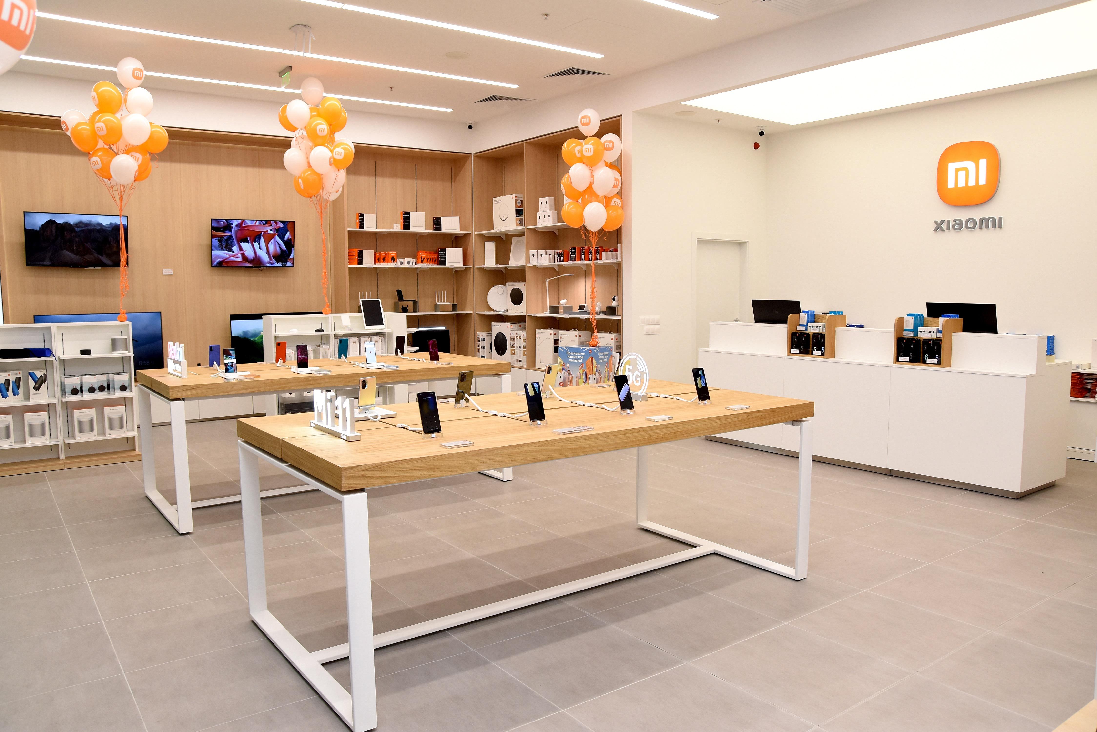 Un nou Xiaomi Store se deschide în România, pe 28 august, în Centrul Comercial Sun Plaza din București