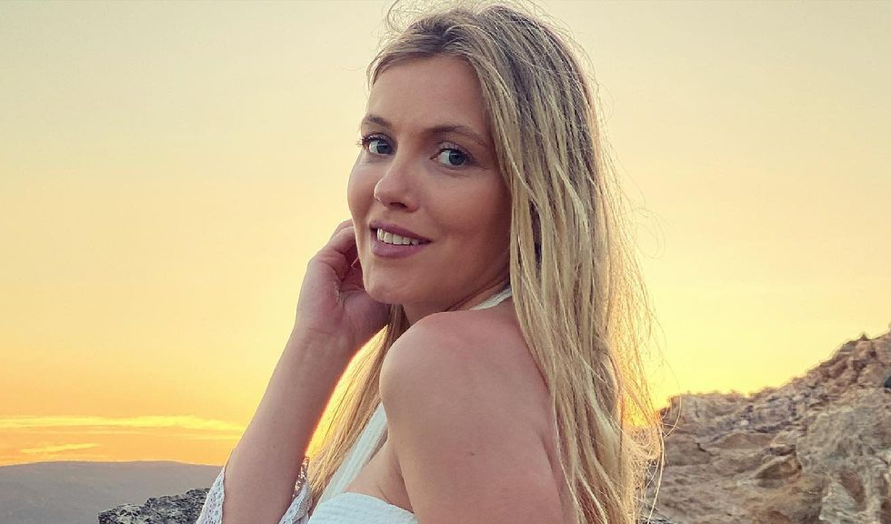 Ce destinație de vacanță a ales Andreea Ibacka, însărcinată în luna a opta