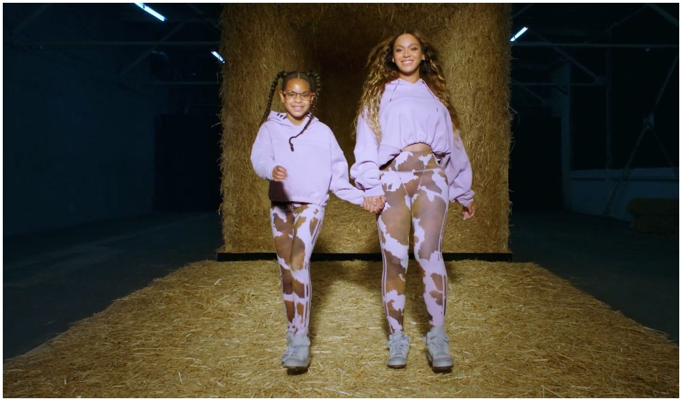 Noile fotografii cu Beyoncé alături de copiii ei fac valuri pe internet