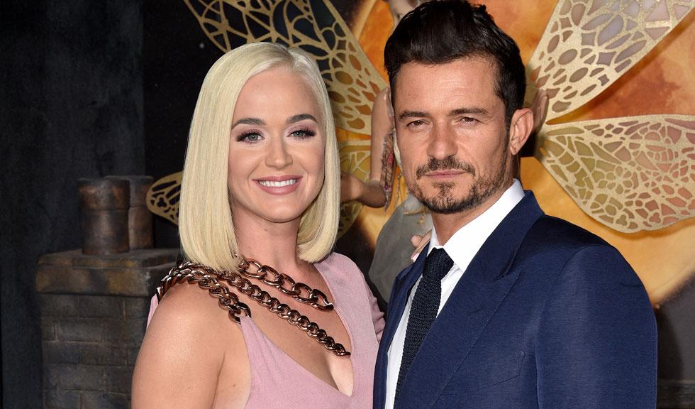 Katy Perry & Orlando Bloom, fotografiați în ipostaze tandre în Capri