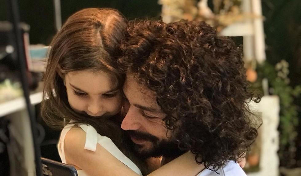 Fiica lui Marius Moga are o relație specială cu tatăl ei. Cum a descris artistul legătura lor?