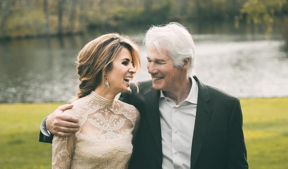 Richard Gere și soția lui, Alejandra Silva își petrec vacanța în Spania, alături de copii