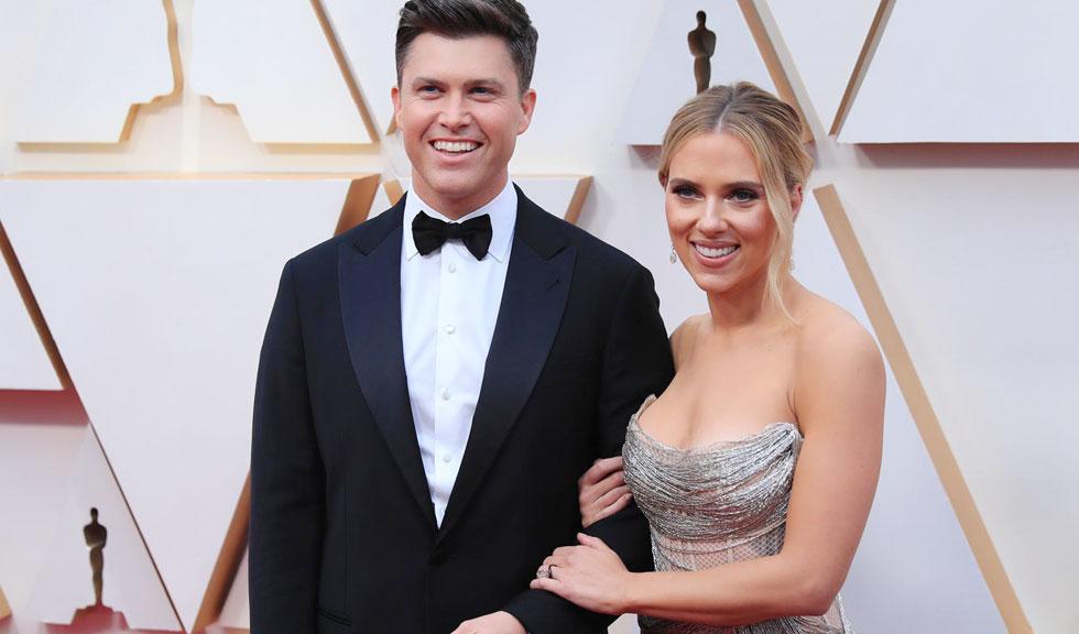 Colin Josta confirmat faptul că el șiScarlett Johansson vor deveni părinți