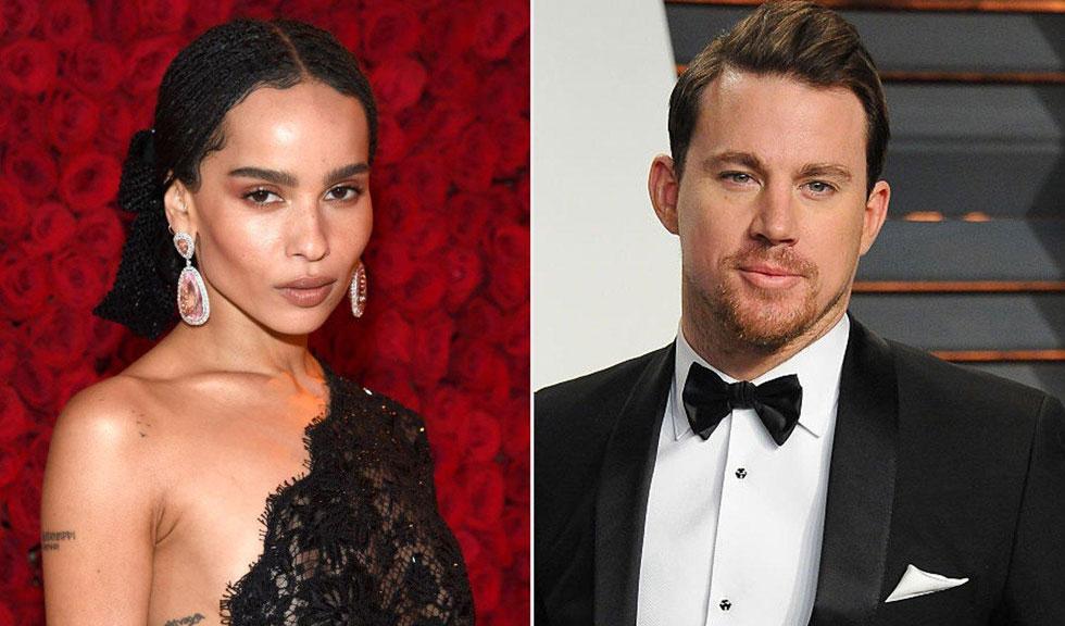 Channing Tatum și Zoë Kravitz, noul cuplu de la Hollywood?