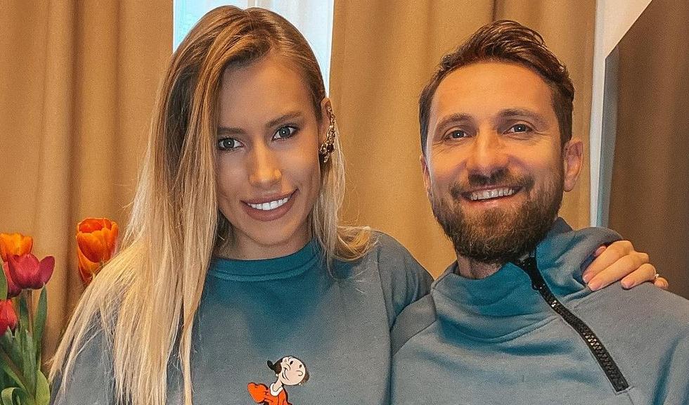 Numele special pe care Dani Oțil și soția lui, Gabriela, l-au ales pentru băiețelul lor