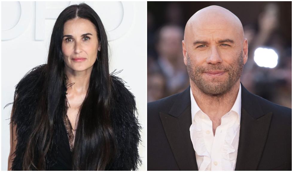Demi Mooreși John Travolta, cel mai nou cuplu de vedete?