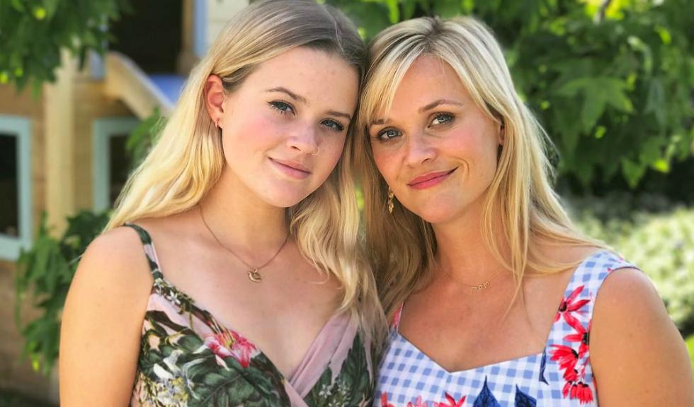 Fotografie inedită cu fiica lui Reese Witherspoon, care a împlinit 22 de ani